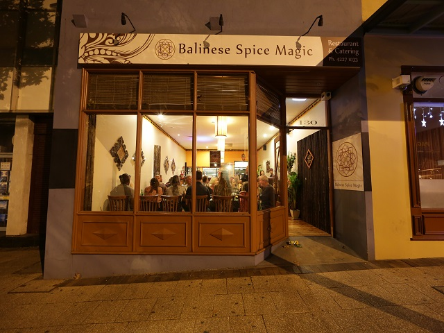 Balinese Spice Magic - In the heart of Wollongong